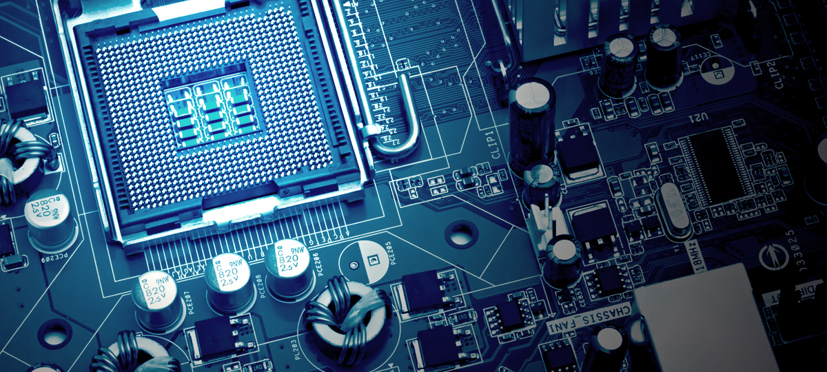 business report on electronic circuit board The process time, which is dependent on the material thickness and the circuit board layout, is presently 2 s for drilling a microvia with a 02 mm diameter through a 170 µm thick material, with a tendency towards shorter times.