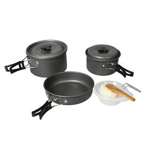 Ocean to Summit Alpha Cookware