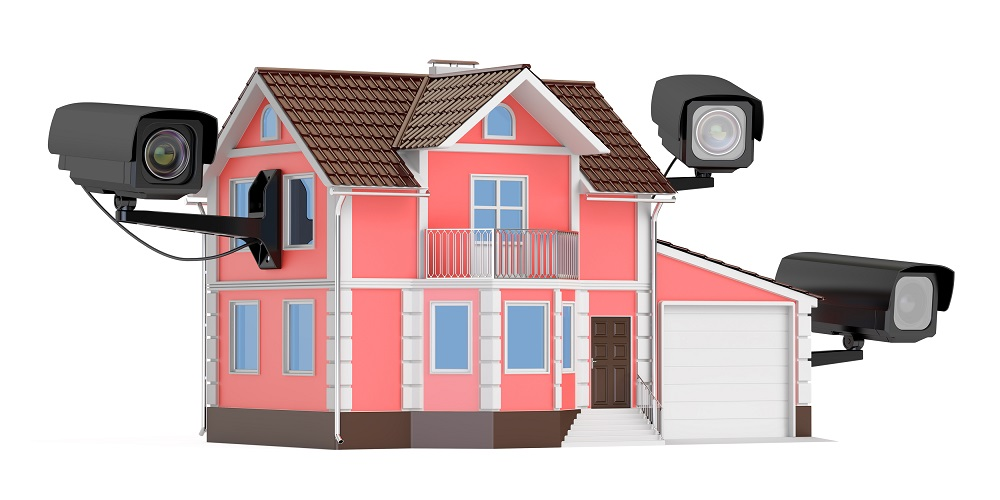 commercial CCTV camera
