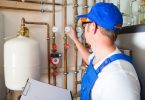 Hot Gas Water Repair Service