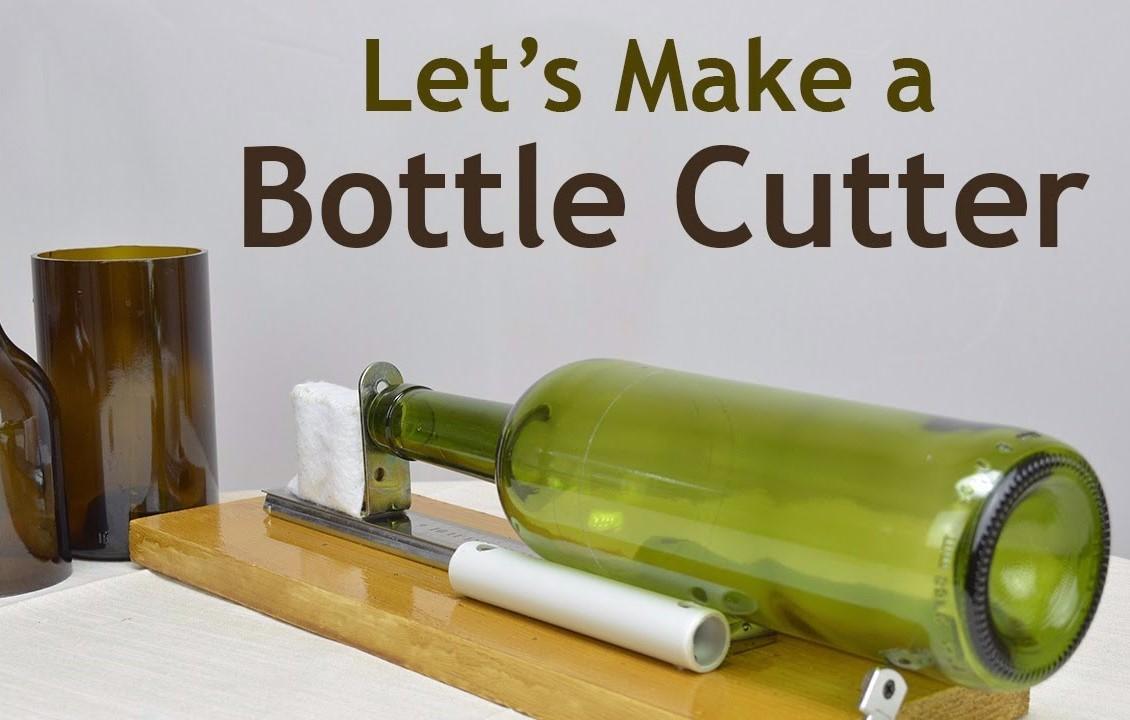 Cut Glass bottles