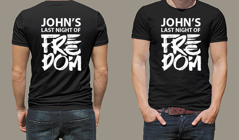 T-Shirt Design Ideas for Parties