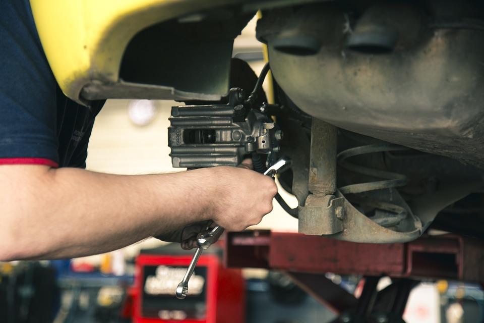 Auto Repair POS System