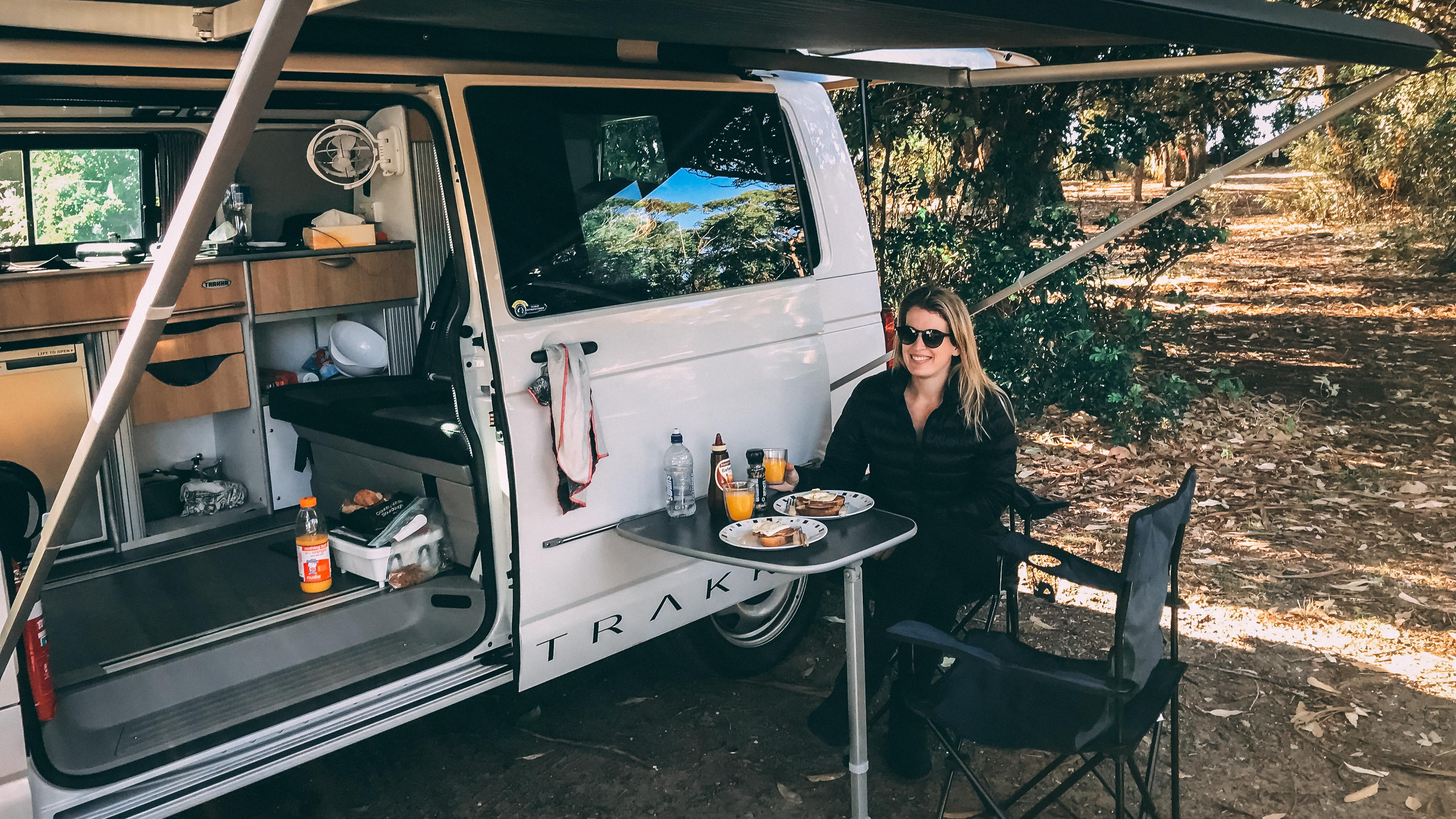 Campervan Essentials