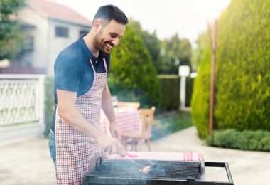 BBQ Grills Cleaning